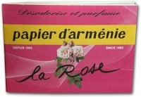 Armenienpapier La Rose